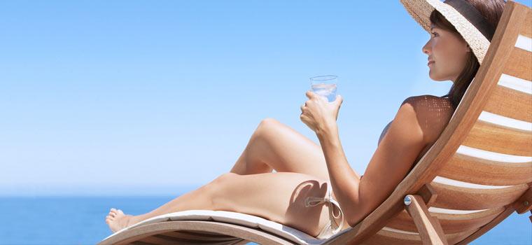 Программа восстановления кожи после солнечных процедур