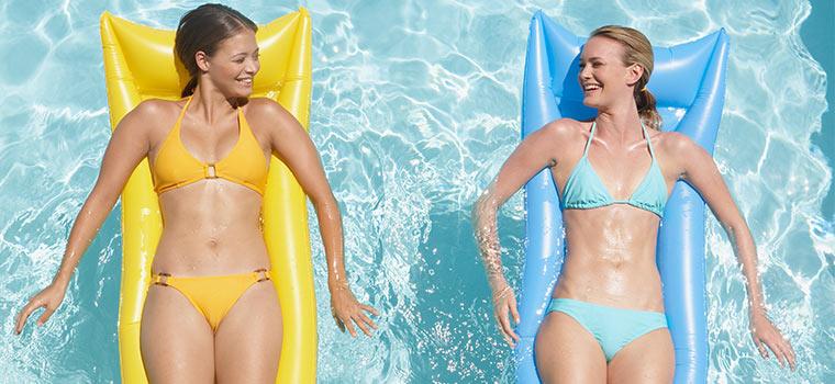 Средства для интенсивного ухода за кожей лица в условиях активного солнца и воды - личный опыт врача