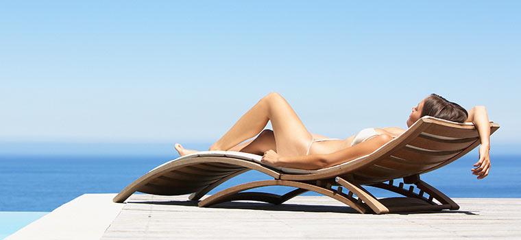 Средства для интенсивного ухода за телом и волосами в условиях активного солнца и воды - личный опыт врача