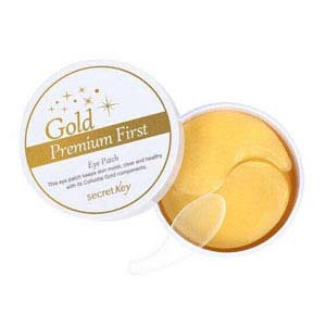 Патчи под глаза SECRET KEY Gold Premium First Eye Patch