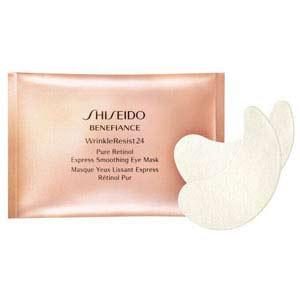 Патчи под глаза Shiseido Pure Retinol