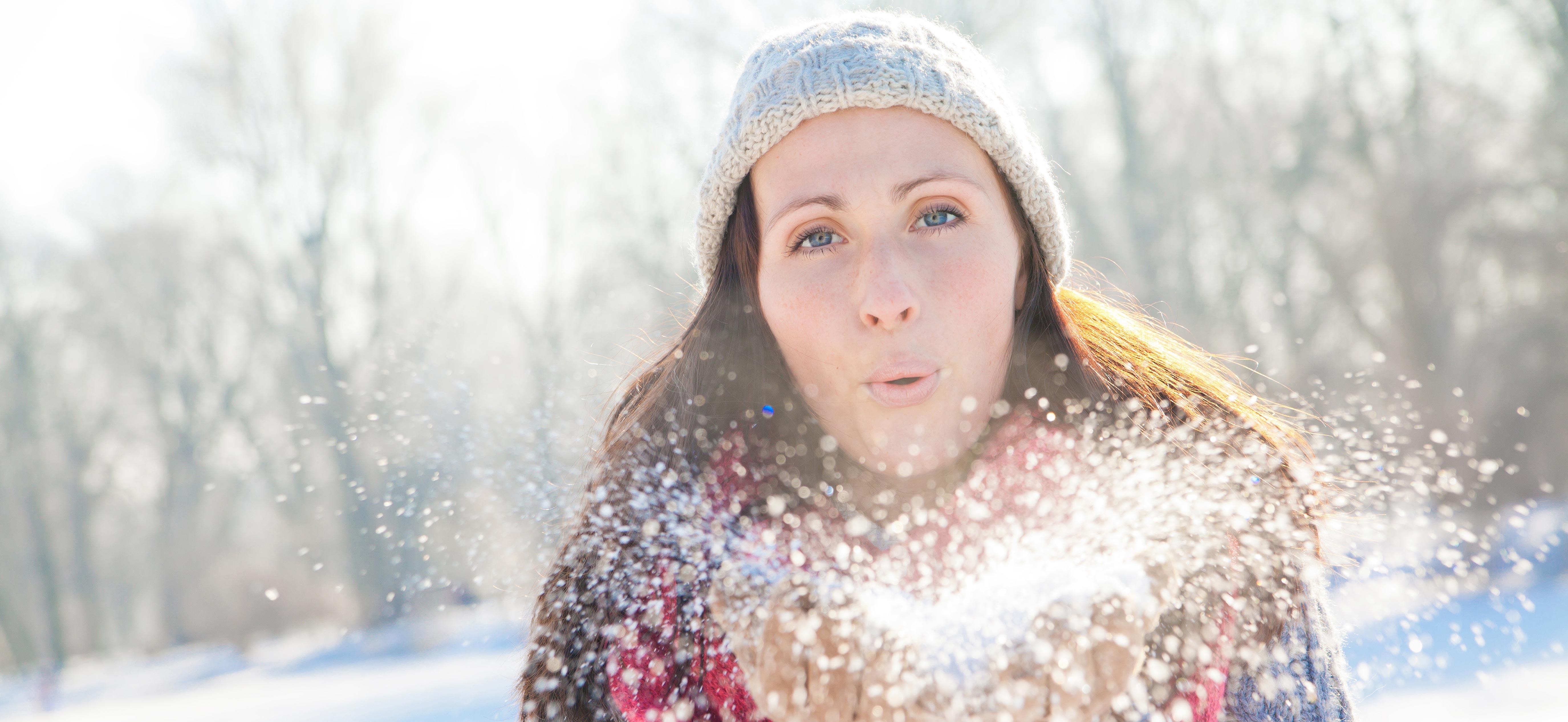 Как защитить кожу и волосы от ветров и морозов