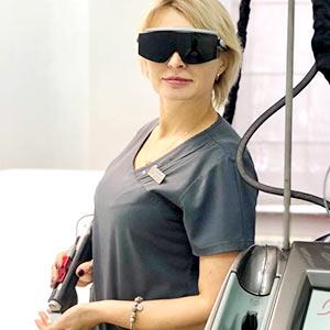 Специалист по лазерной эпиляции Максименко Анна Владимировна