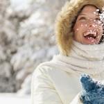 Сухость и обезвоживание кожи зимой