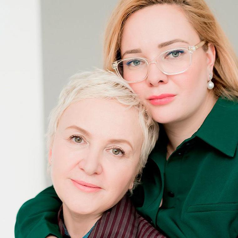 Инна и Ирина Литус