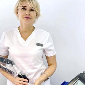 Максименко Анна Владимировна