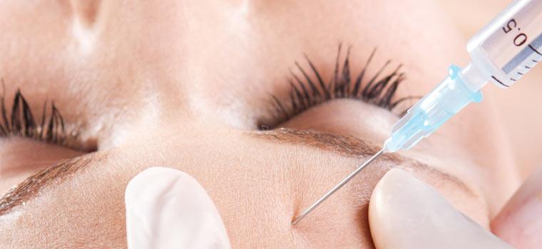 Ботулинотерапия ᐉ коррекция мимических морщин