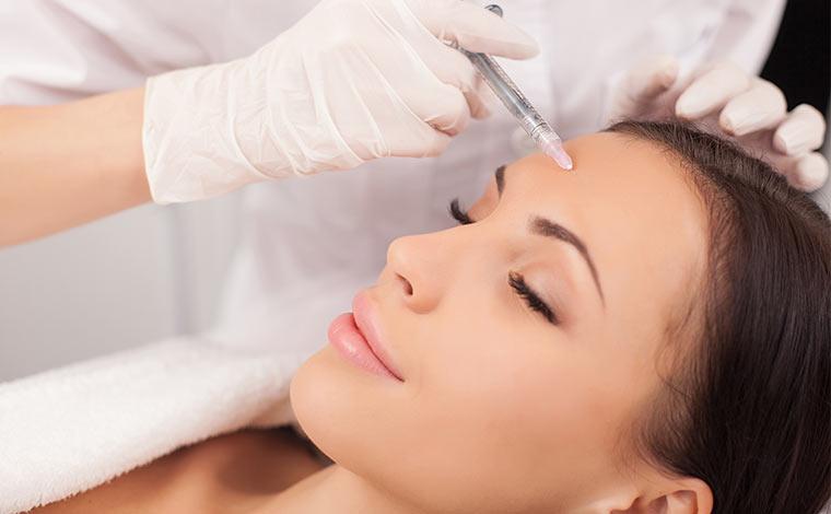 Ботулотоксин - инъекции для устранения морщин