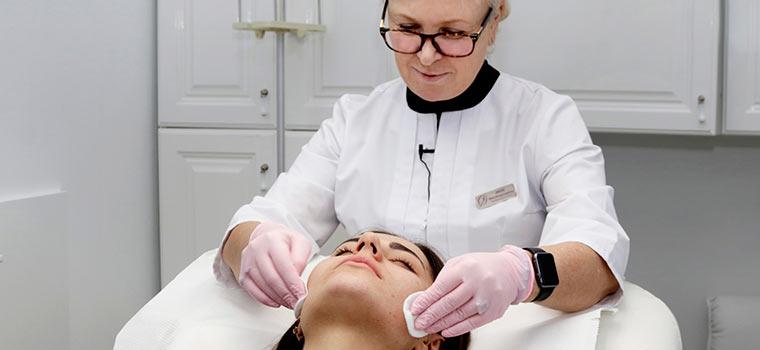 Лечение акне ᐉ косметологические методы