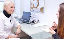 Контрольный осмотр дерматолога ▷ Энзимно-кератолитический уход при акне