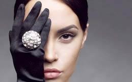 Бриллианты, золото и платина — ценные кадры