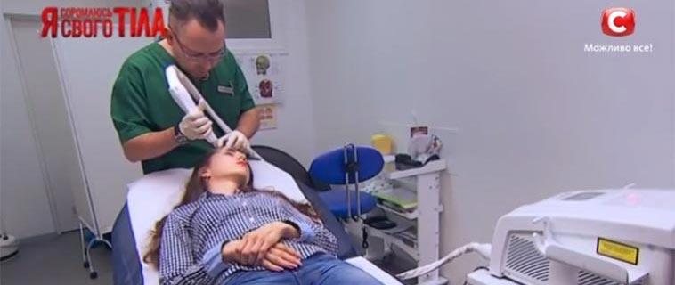 Лазерная коррекция татуажа — Врач Клиники Литус Гармаш Сергей на телеканале СТБ