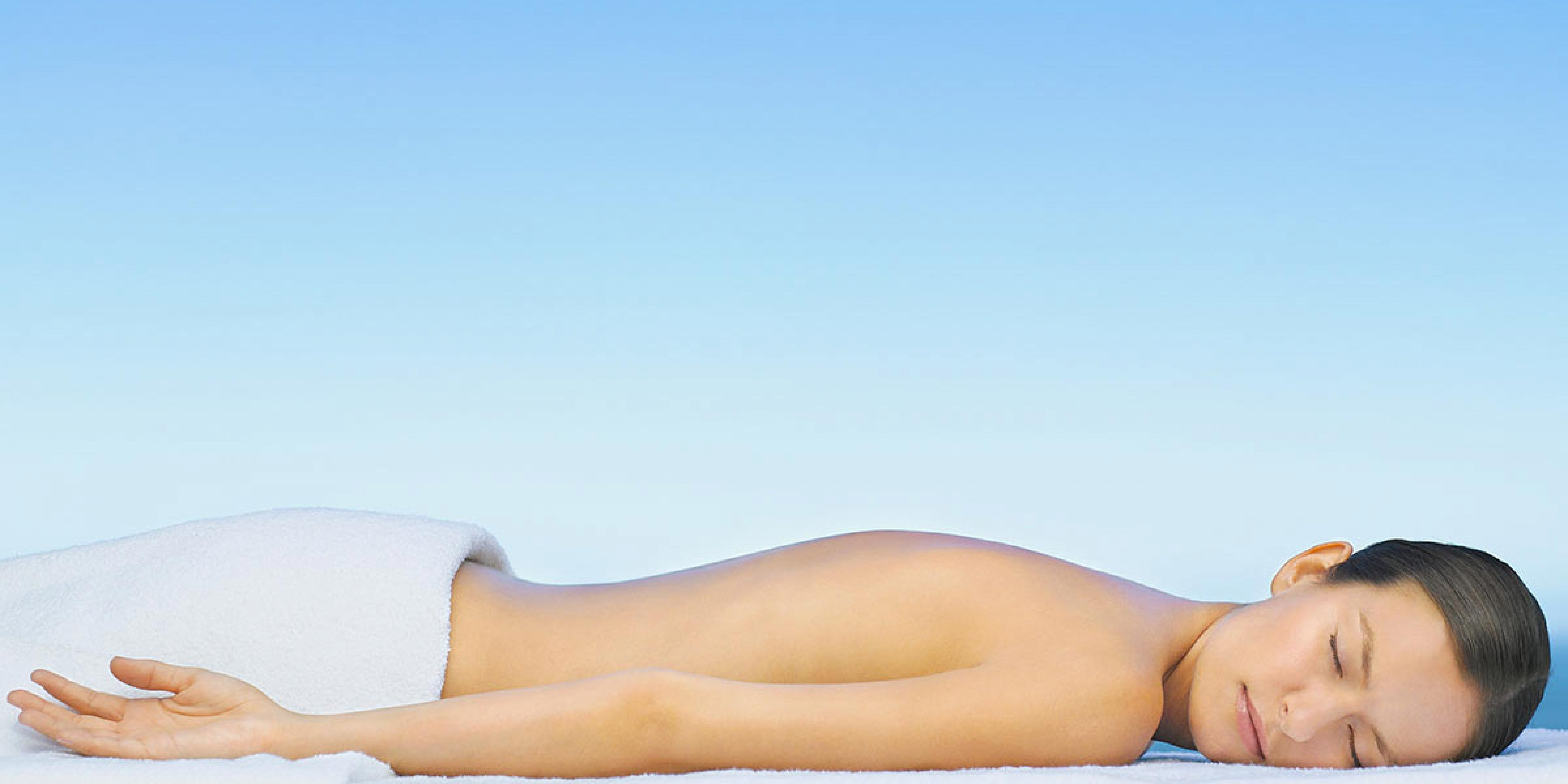 Восстановление кожи тела после лета