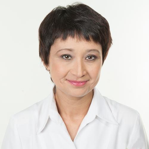 Сычь Елена Николаевна