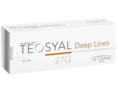 TEOSYAL Deep Lines глубокая коррекция