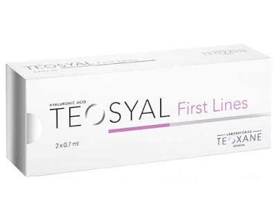 TEOSYAL First Lines для тонких морщин