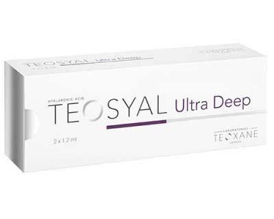 TEOSYAL Ultra Deep мягкое ремоделирование