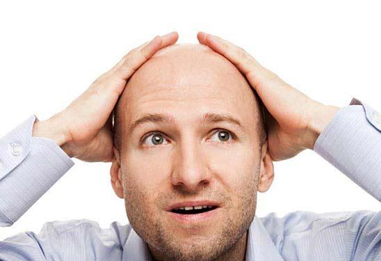 Выпадают волосы? Плазмолифтинг для мужчин
